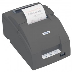 EPSON TM-U220B-057/ Pokladní tiskárna/Seriová/ Černá/ Včetně zdroje