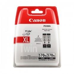 Canon inkoustová náplň PGI-570PGbk/ XL černá / 2x barvičky v balení