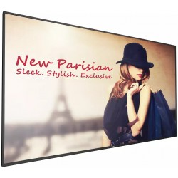 "PHILIPS Display 49"" E-LED 49BDL4050D-FHD/ 1920x1080/ IPS/ 16:9/ 12ms/ 450cd/m2/ DP/ HDMI/ DVI/ USB/ Repro/ Android/ VESA"