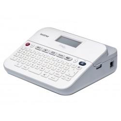 BROTHER tiskárna samolepících štítků PT-D400 / 18mm / LCD