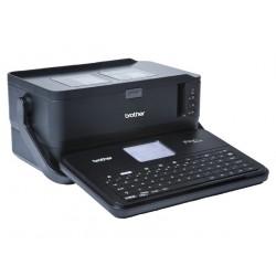 BROTHER tiskárna samolepících štítků PT-D800W / 36mm / WiFi / USB / kufr