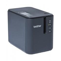 BROTHER tiskárna samolepících štítků PT-P950NW / 36mm / WiFi / RS-232 / USB / Bluetooth
