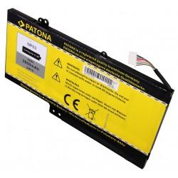 PATONA baterie pro ntb HP Pavilion 13 3800mAh Li-Pol 11,4V NP03XL