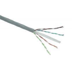 Solarix Kabel UTP drát c6 500m PVC
