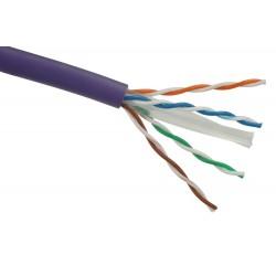 Solarix Kabel UTP drát c6 500m LS0H