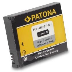 PATONA baterie pro digitální kameru GoPro Hero ABPAK-001 1100mAh Li-Ion