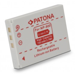 PATONA baterie pro foto Minolta NP-900 720mAh Li-Ion