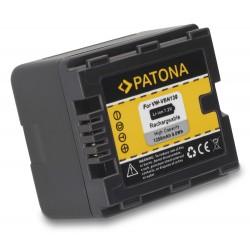 PATONA baterie pro digitální kameru Panasonic VBN130 1250mAh