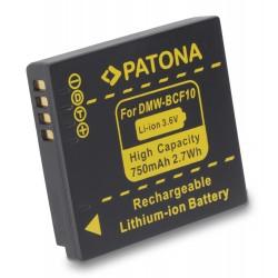 PATONA baterie pro foto Panasonic BCF10 750mAh