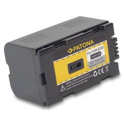 PATONA baterie pro digitální kameru Panasonic CGR D220 1600mAh
