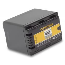 PATONA baterie pro digitální kameru Panasonic VBK360 3580mAh