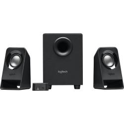 Logitech repro Z213 Multimedia Speakers/ 2.1/ 7W/ 3.5mm jack/ černý
