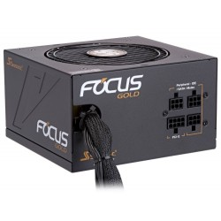 SEASONIC zdroj FOCUS Gold 650 / SSR-650FM / akt. PFC / 120mm / semi-modulární / 80+ Gold