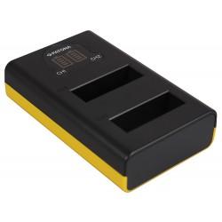 PATONA nabíječka Dual pro digitální kameru DJI Osmo Action