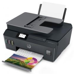 HP Smart Tank 530/ color/ A4/ PSC/ 11/5ppm/ 1200dpi/ AirPrint/ HP Smart Print/ USB/ WiFi/ ADF/ černá