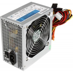 EUROCASE zdroj 400W/ ATX-400W-12/ 12cm fan/ PFC ATX 20/24pin/ 2x SATA