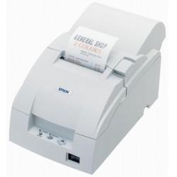 EPSON TM-U220A-007/ Pokladní tiskárna/ Seriová/ Bílá/ Včetně zdroje