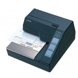 EPSON TM-U295P/ Pokladní tiskárna/ Paralelní/ Černá/ Bez napájecího zdroje/ CZ