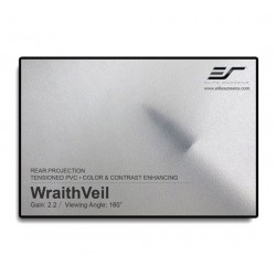 ELITE SCREENS výměnné plátno pro zadní projekci pro Q200H1/ 16:9/ Gain 2,2/ WraithVeil