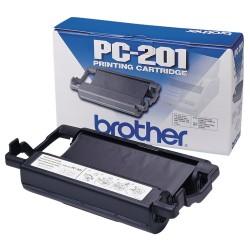 BROTHER faxová fólie PC-201/ FAX-10x0