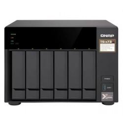 QNAP TS-673-4G   2,1GHz/4GBRAM/6xSATA/2xM.2/4xGbE/2xPCIe