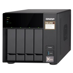 QNAP TS-473-8G   2,1Ghz/ 8GB RAM/ 4xSATA/ 2xPCIe