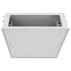 """Triton 19"""" GridBox, speciální rozvaděč pro montáž do podhledu, RAL7035"""