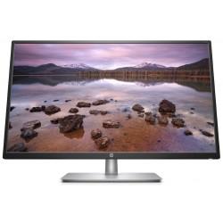 """HP 32s / 32"""" FHD matný IPS/ 16:9/ 5ms/ 250 cd/m2 / VGA/ HDMI/ stříbrný + černý"""
