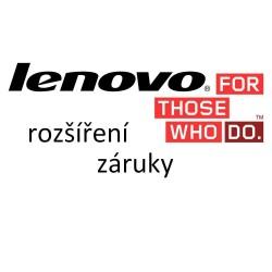 Lenovo rozšíření záruky 3r Carry-In (z 1r Carry-In) pro SMB B50,310S,510S,V310,V510,E50 elektronická