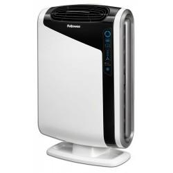 FELLOWES čistička vzduchu AeraMax DX 95/ čtyřstupňový systém filtrace/ černo-bílá
