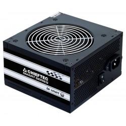 CHIEFTEC zdroj GPS-500A8 500W, 12cm fan, akt.PFC, el.šňůra