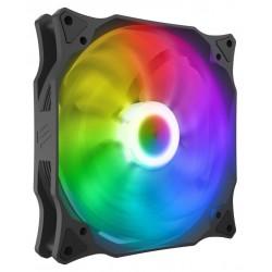 SilentiumPC přídavný ventilátor Stella HP ARGB 140PWM/ 140mm fan/ HBS/ ultratichý