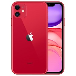 "Apple iPhone 11 128GB (PRODUCT)RED   6,1"" IPS/ 4GB RAM/ LTE/ IP68/ iOS 13"