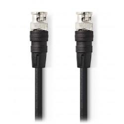 NEDIS kabel BNC(M) - BNC(M)/ koaxiální RG59/ 75Ohm/ 5m
