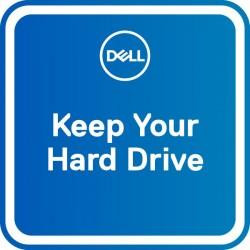 DELL ponechání si disku ( keep your HDD) na 3 roky/ pro všechny notebooky Latitude/ do 1 měsíce od nákupu