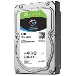 """Seagate SkyHawk 6TB HDD / ST6000VX001 / Interní 3,5"""" / 5400 rpm / SATA 6Gb/s / 256 MB"""