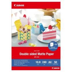 Canon Oboustranný matný papír Canon MP-101D, A4, 50 sheets