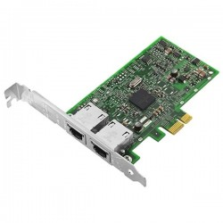 DELL Broadcom 5720 DP/ 1 GbE/ 2-portová síťová karta/ 1 gigabit/ PCIe