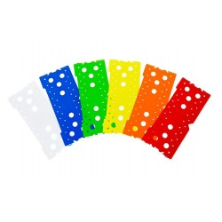 SilentiumPC sada barevných krytek pro chladič Fera 3 v2 (HE1224 ) / 6 barev