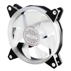 AKASA LED ventilátor Vegas R7 / AK-FN098 / 120mm / 3pin FAN / 4pin RGB led / RGB LED