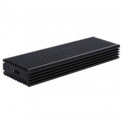 I-tec externí box pro HHD MySafe/ M.2 M-Key NVMe SSD/ rozhraní USB-C 3.1 Gen. 2/ přenos 10 Gbps/ komp. s Thunderbolt 3