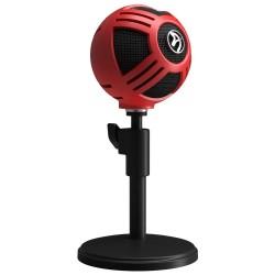 AROZZI mikrofon SFERA/ červený