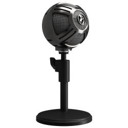 AROZZI mikrofon SFERA/ stříbrný