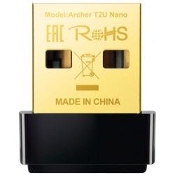 TP-Link Archer T2U Nano - AC600 Nano Wireless USB Adaptér