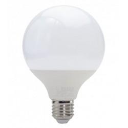 TESLA LED žárovka GLOBE/ E27/ 15W/ 230V/ 1450lm/ 3000K/ teplá bílá