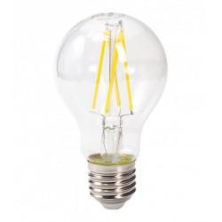 TESLA LED žárovka FILAMENT RETRO BULB/ E27/ 8W/ 230V/ 1055lm/ 4000K/ denní bílá/ čirá