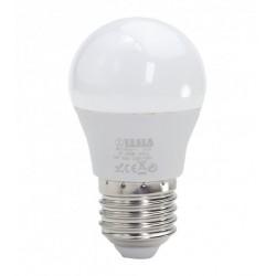 TESLA LED žárovka miniglobe BULB/ E27/ 4W/ 230V/ 320lm/ 4000K/ denní bílá