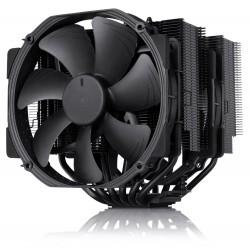 Noctua chladič NH-D15 chromax.black / 150mm / pro Intel, AMD / PWM / 4-pin