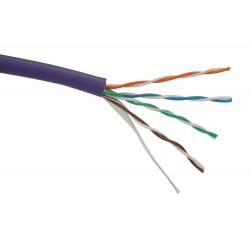 Solarix Kabel UTP drát c5e 305m LS0H