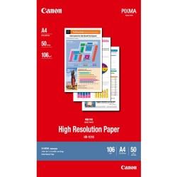 Canon fotopapír HR-101/ A4/ High resolution/ 50ks